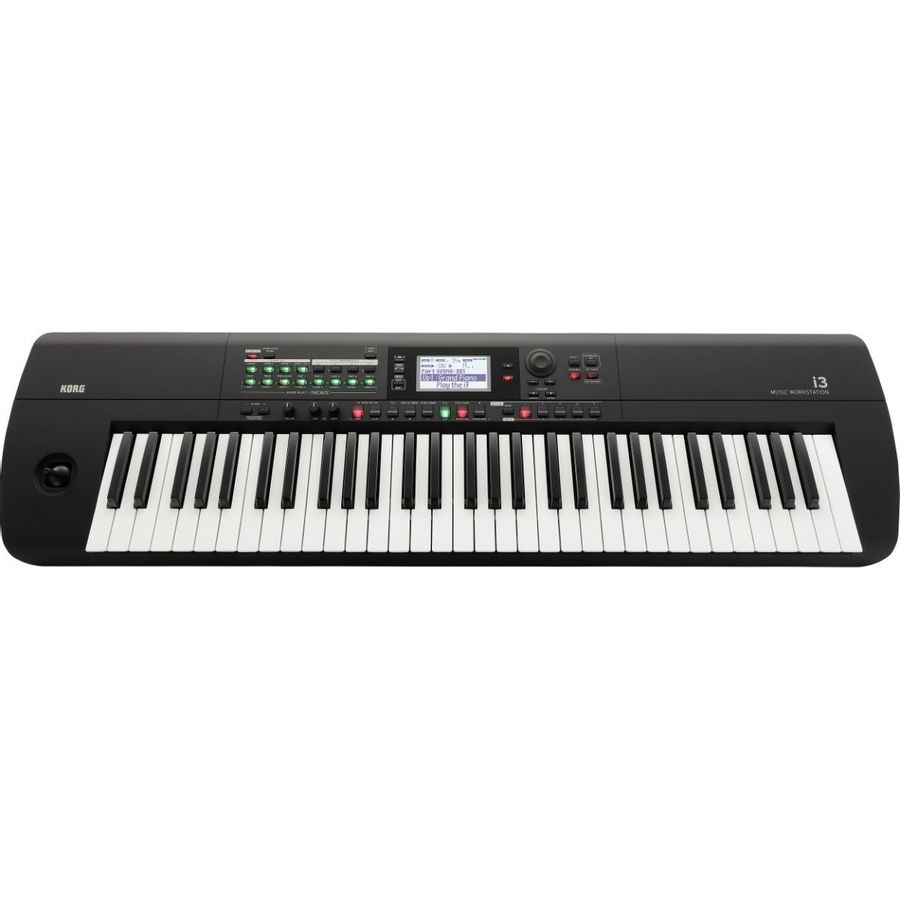 Teclado-Music-Workstation-Arranger-Korg-I3-61-Teclas