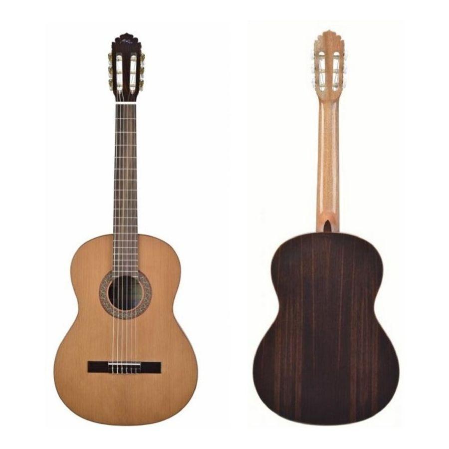 Guitarra-Criolla-Manuel-Rodriguez-C1-Mango-De-Caoba