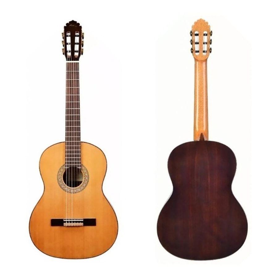 Guitarra-Criolla-Manuel-Rodriguez-A-Mango-De-Caoba