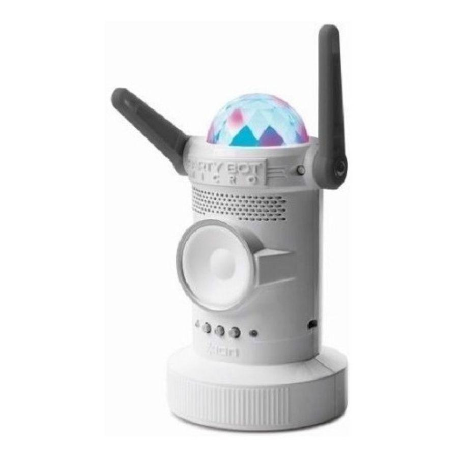 Parlante-Bluetooth-Ion-Micro-Robot-Recargable-Con-Luces-Led
