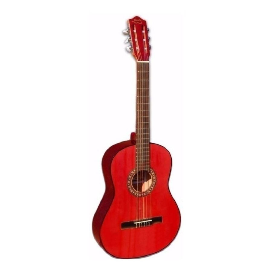 Guitarra-Clasica-Gracia-M2c-Cuerdas-De-Nylon