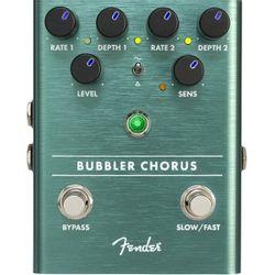 Pedal-Fender-P-guitarra-Electrica-Bubbler-Chorus
