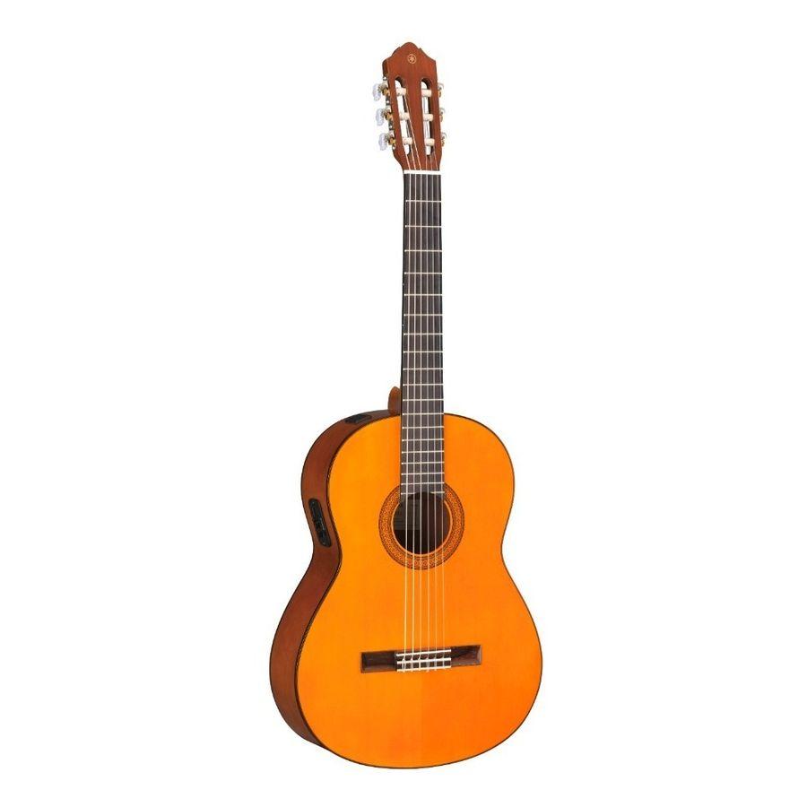 Guitarra-Clasica-Criolla-Yamaha-Cgx102-Con-Afinador-System-68n-Acabado-Natural-Cuerdas-De-Naylon
