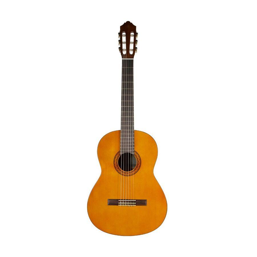Guitarra-Criolla-Yamaha-C-70-Color-Natural-Cuerdas-De-Nylon-Especial-Para-Principiantes-Y-Jovenes-Estudiantes
