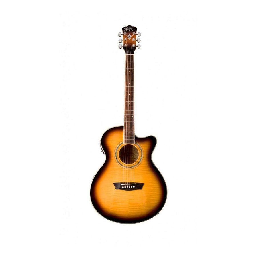 Guitarra-Electroacustica-Washburn-Ea15-Atb-Mini-Jumbo-Tsb