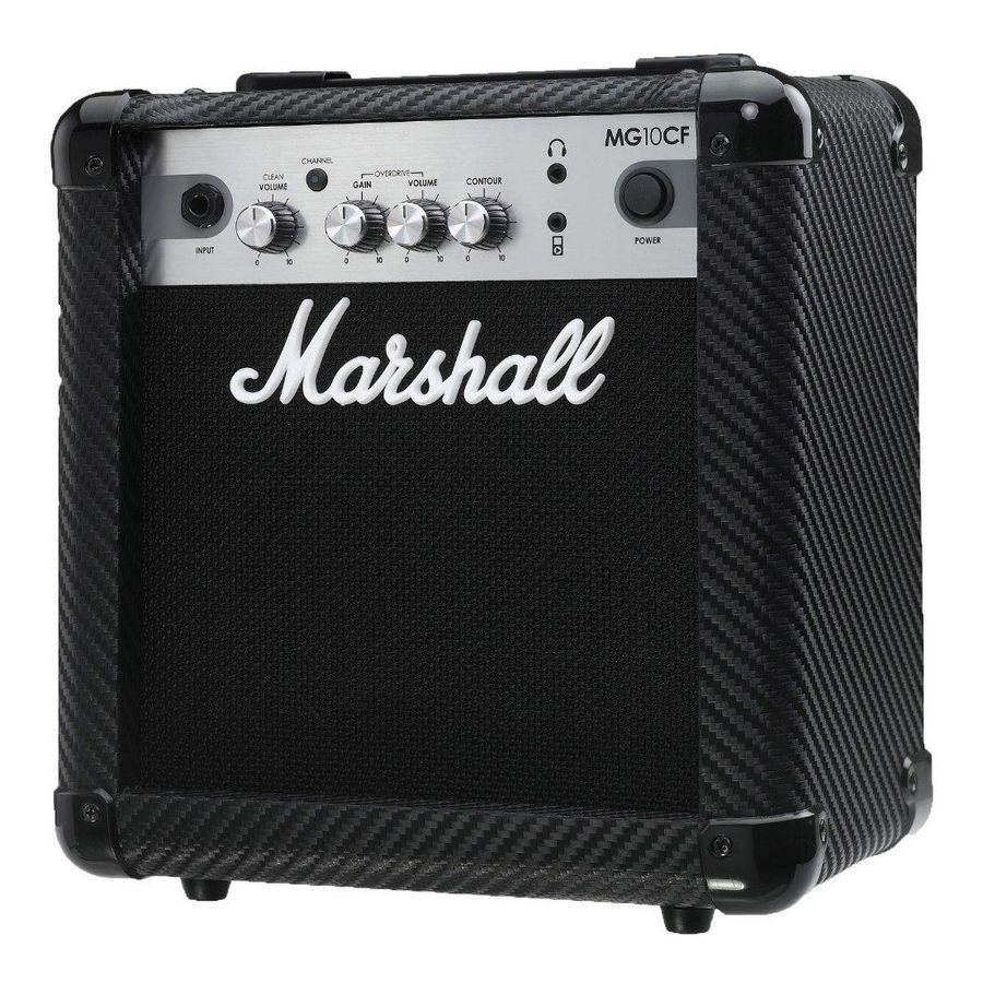 Amplificador-Para-Guitarra-Electrica-Marshall-Mg-10-Watts-Entrada-Para-Mp3-Y-De-Auricular-Canal-Limpio-Y-Distorsion