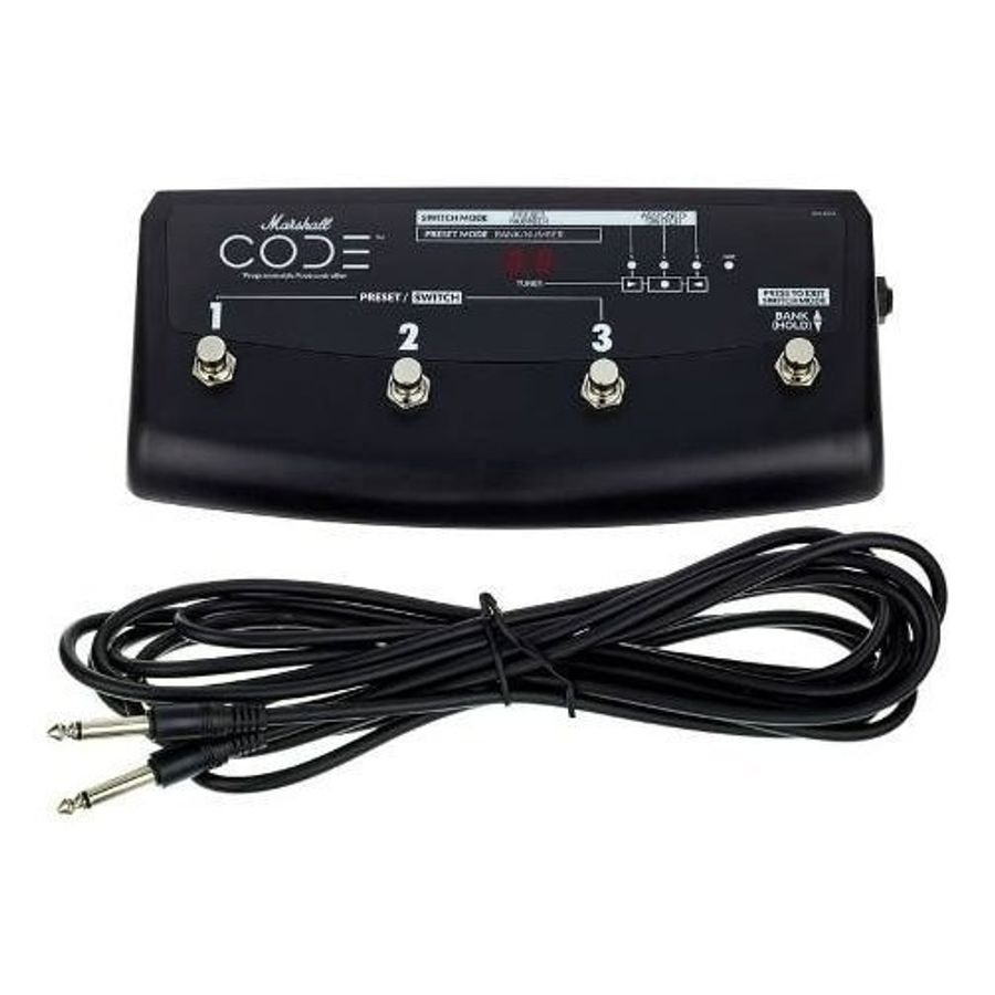 Pedal-De-Corte-Marshall-Para-Code-25---50---100-Footswitch