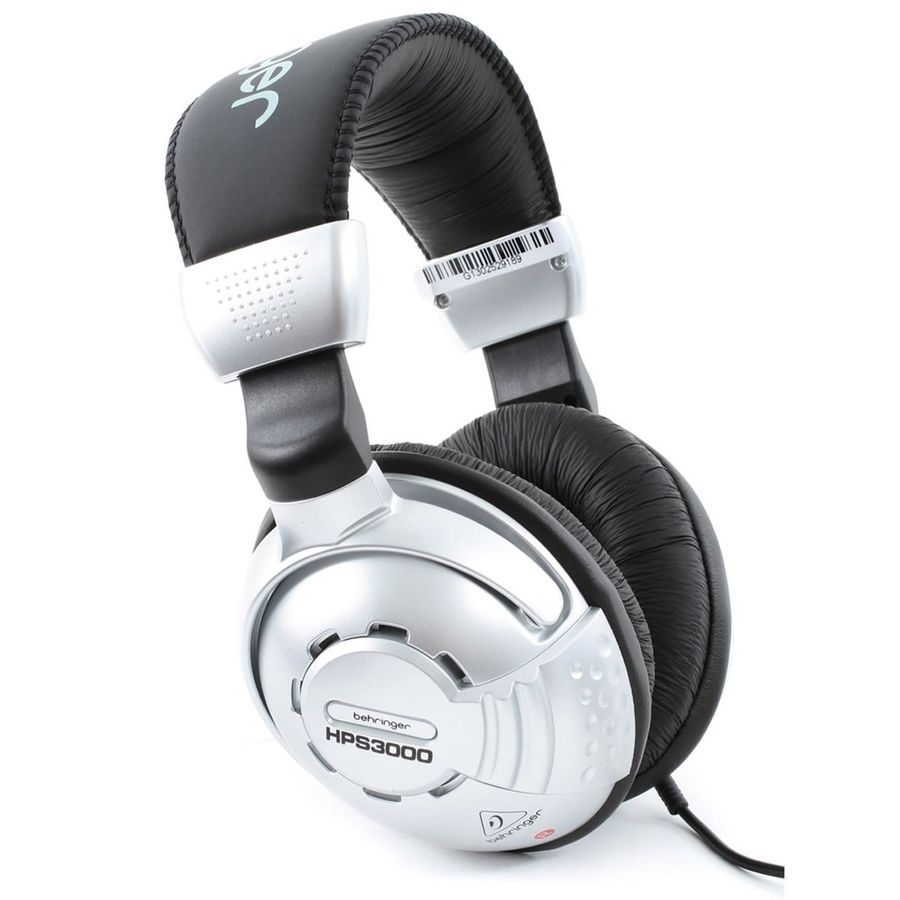 Auriculares-Profesionales-Para-Dj-Behringer-Hps3000