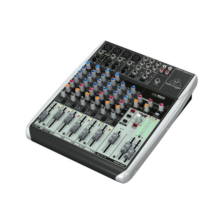 Consola-Mixer-Behringer-Xenyx-Q1204usb-De-12-Canales-Phantom