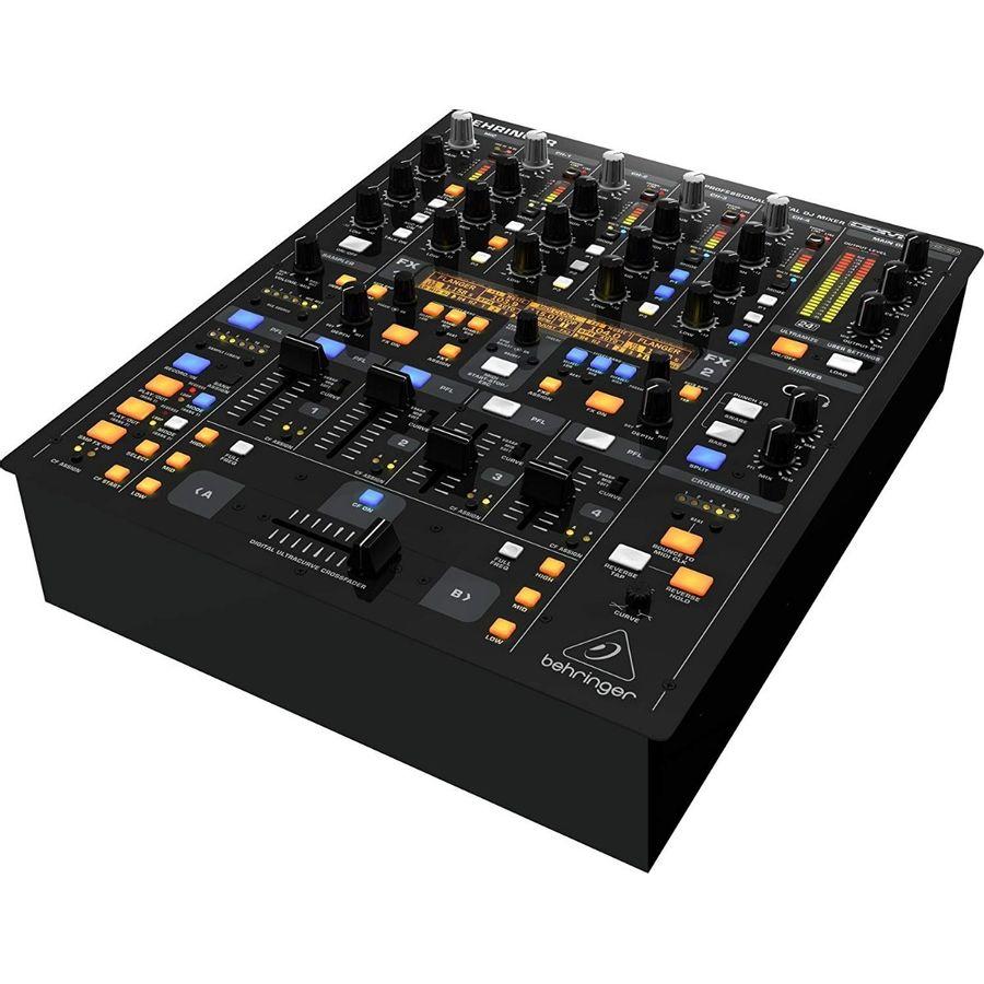 Mezclador-Digital-Mixer-Para-Dj-De-32-Bits-Behringer-Ddm4000