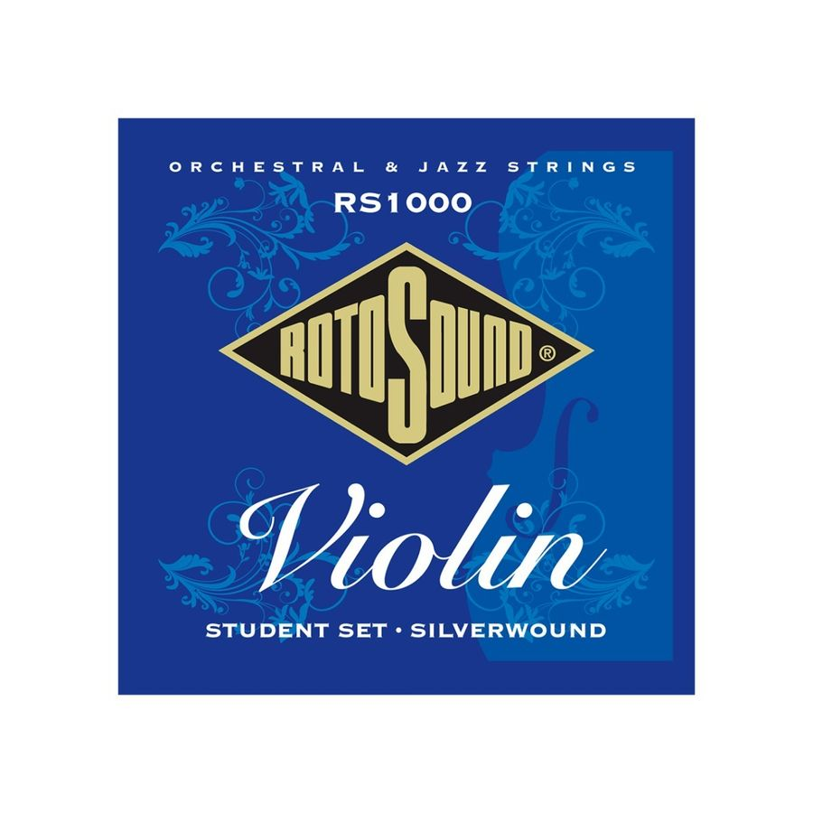 Encordado-Para-Violin-Rotosound-Silver-Wound-Rs1000