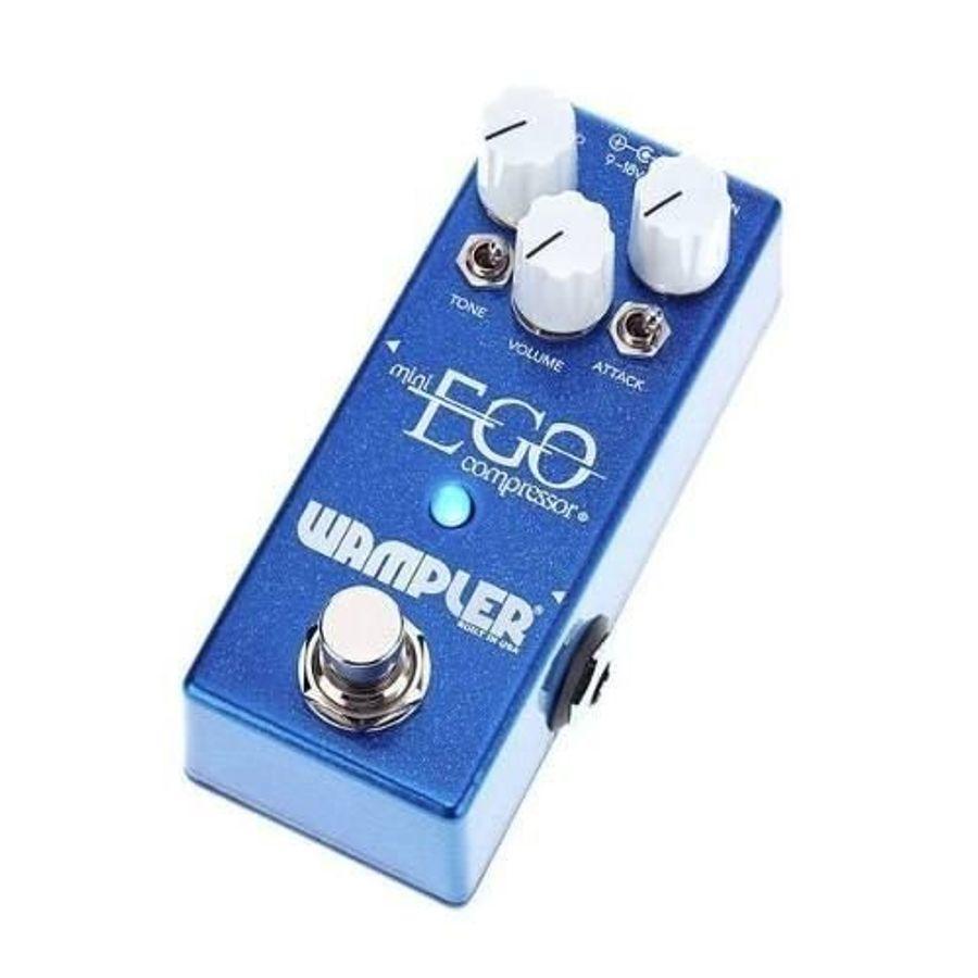 Pedal-De-Efectos-Compresor-Marca-Wampler-Modelo-Mini-Ego