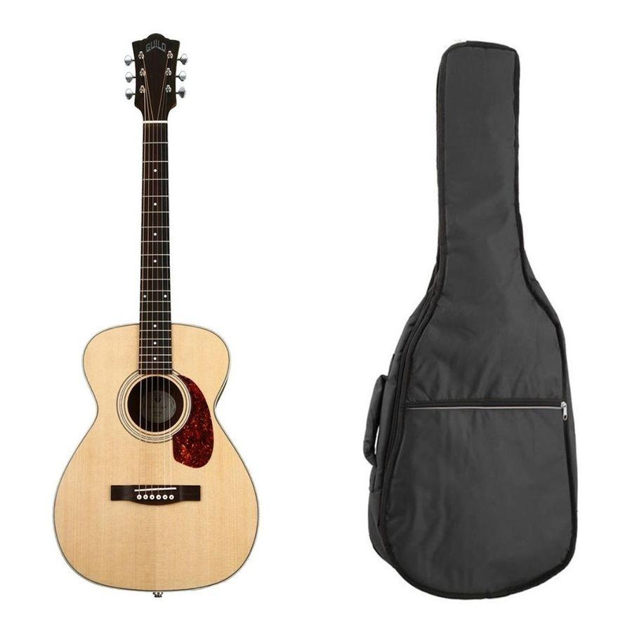 Guitarra-Electroacustica-Guild-M240e-Con-Funda