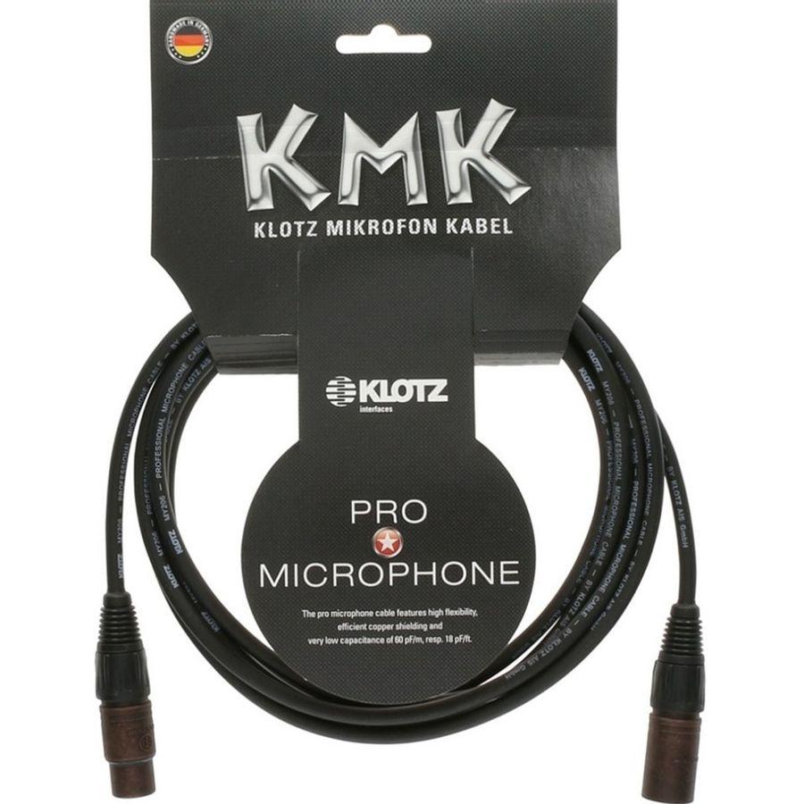 Cable-Microfono-Klotz-3-M-Neutrik-M1fm1k0300-Canon-Canon