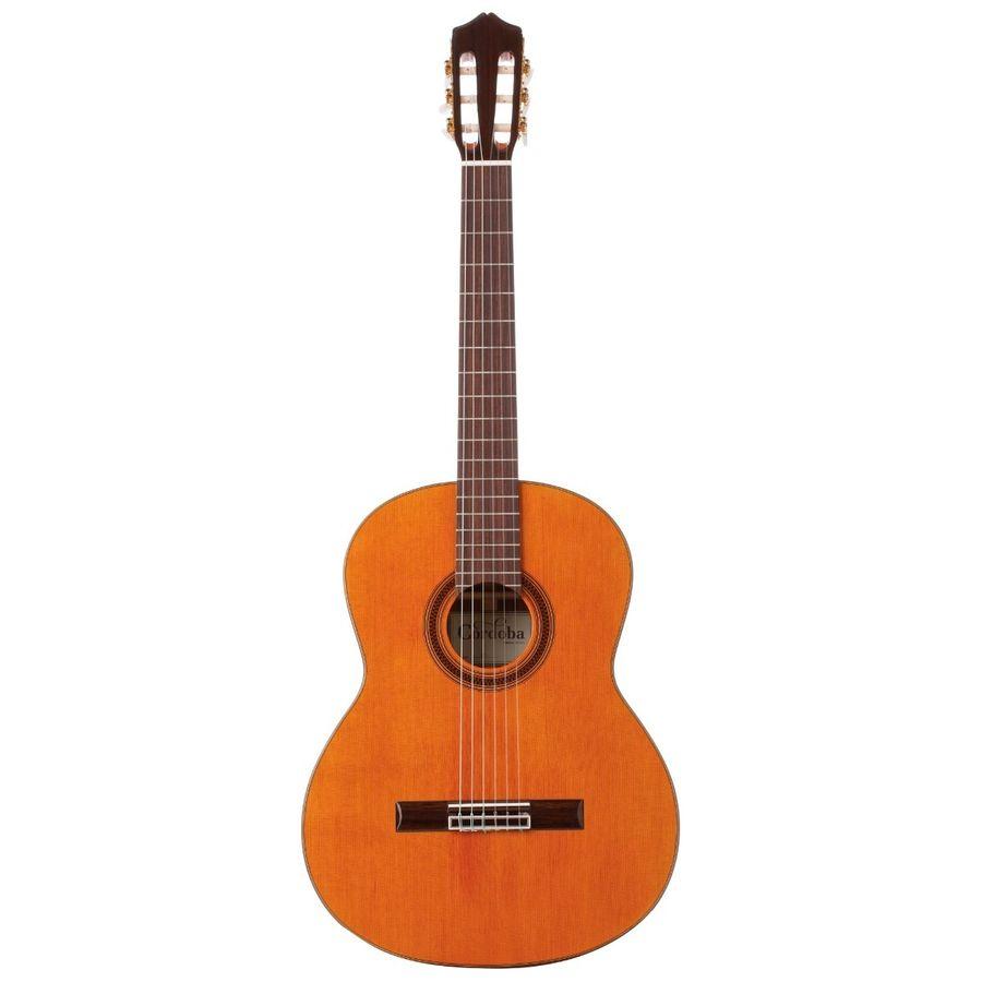 Guitarra-Criolla-Cordoba-Tapa-Maciza-De-Cedro-C7-Con-Funda
