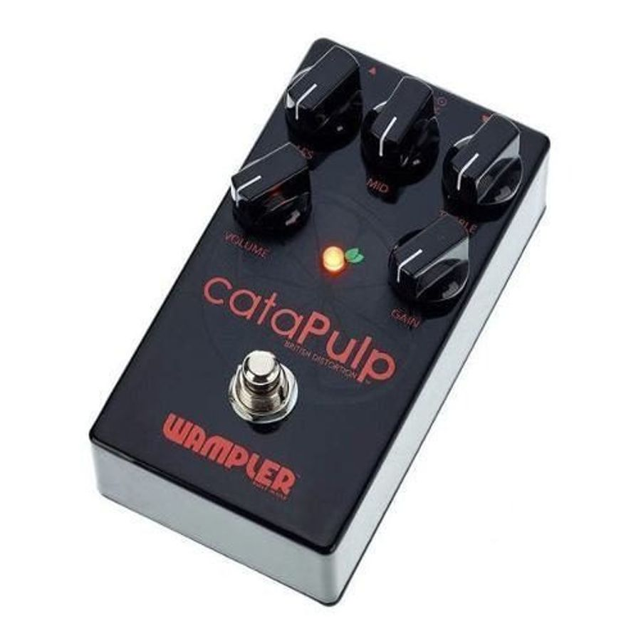 Pedal-De-Efectos-Wampler-Distorsion-British-Modelo-Catapulp