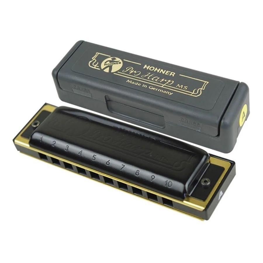 Armonica-Hohner-Pro-Harp-Diatonica-20-Voces-En-Re---D