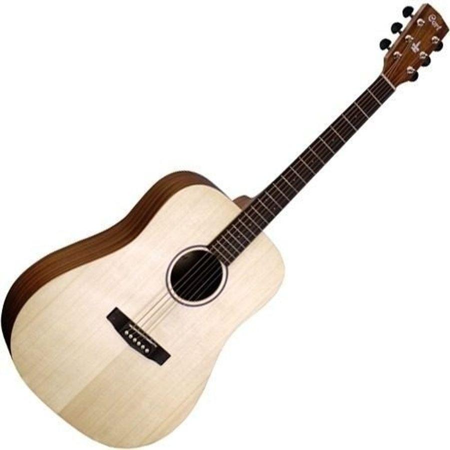 Guitarra-Acustica-Con-Funda-Cort-Tapa-Solida-Earth-Grand-Op