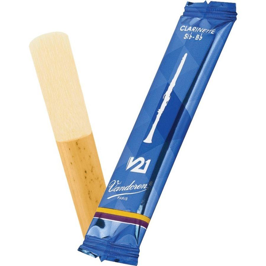 Cañas-Vandoren-Clarinete-Bb-V21-N°-3-Por-Unidad