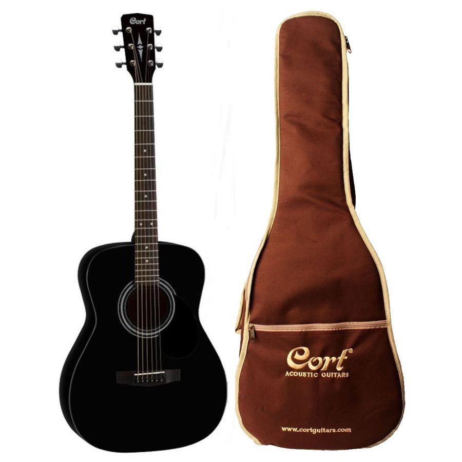 Guitarra-Acustica-Cort-Af510-Bks-Negro-Satinado-Funda-Cort