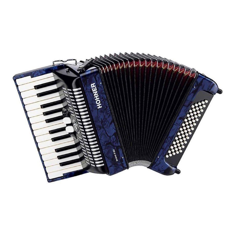 Acordeon-Hohner-Bravo-Ii-26-Teclas-Tipo-Piano-60-Bajos-Azul