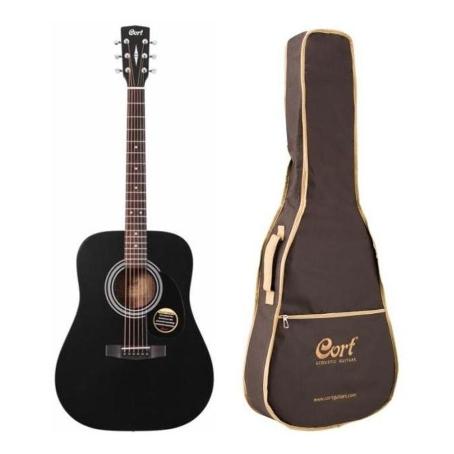 Guitarra-Acustica-Cuerdas-De-Acero-Cort-Ad810-Con-Funda