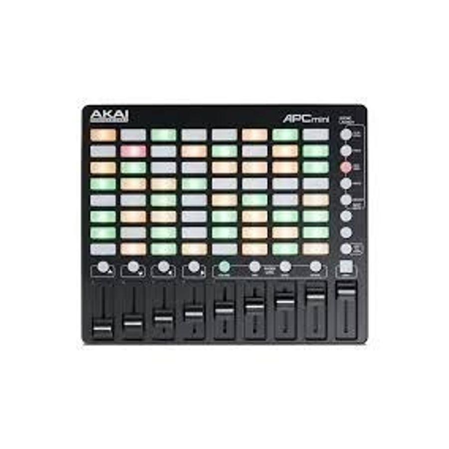 Controlador-Midi-Akai-Usb-Para-Ableton-Live-Apc-mini