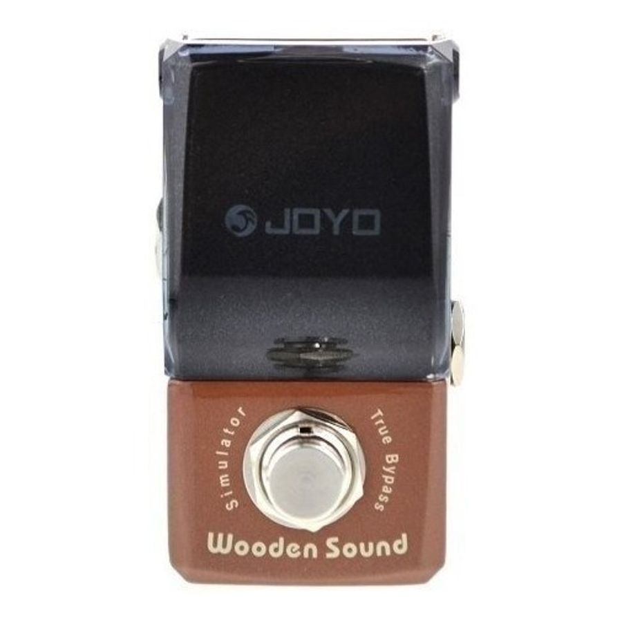 Mini-Pedal-Joyo-Ironman-Jf-323-Wooden-Sound-Acustica