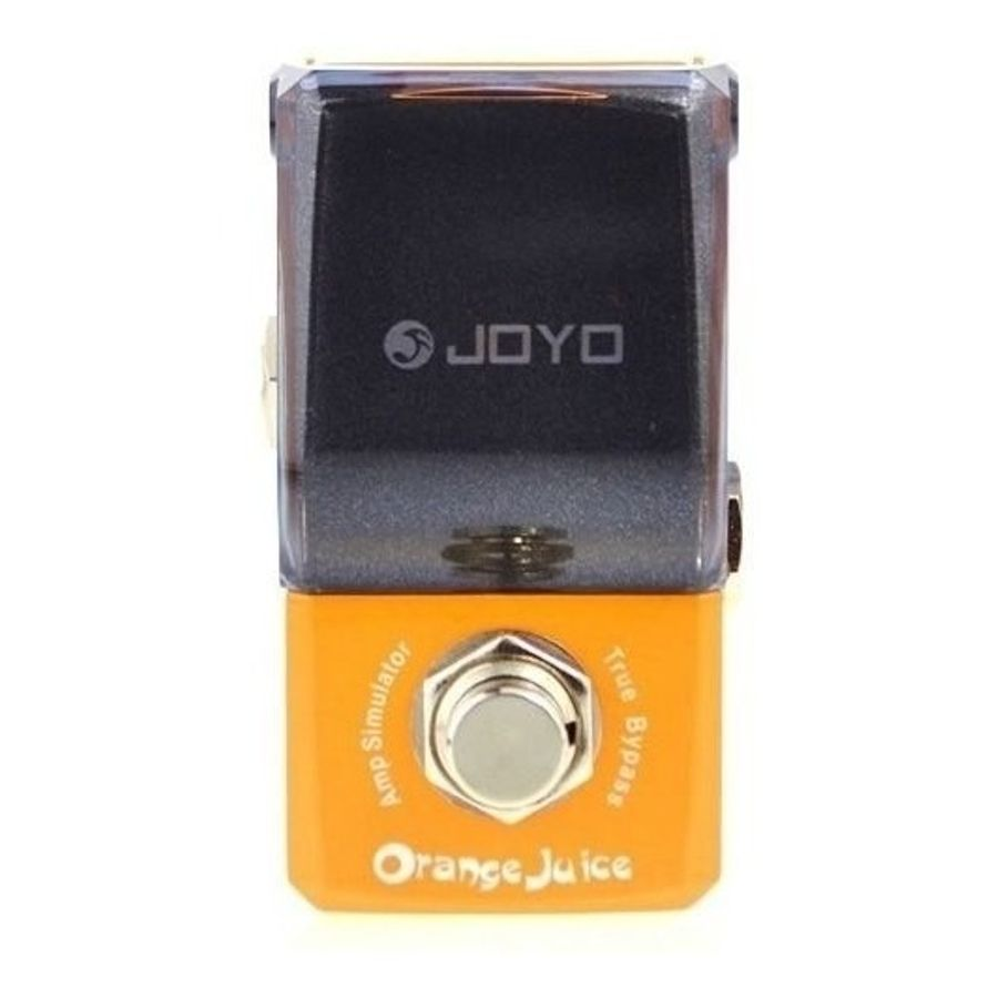 Mini-Pedal-Joyo-Ironman-Jf-310-Orange-Juice-Para-Electrica