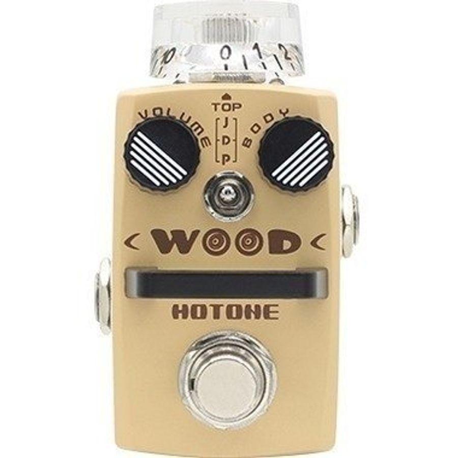 Pedal-Emulador-De-Guitarra-Acustica-Hotone-Wood