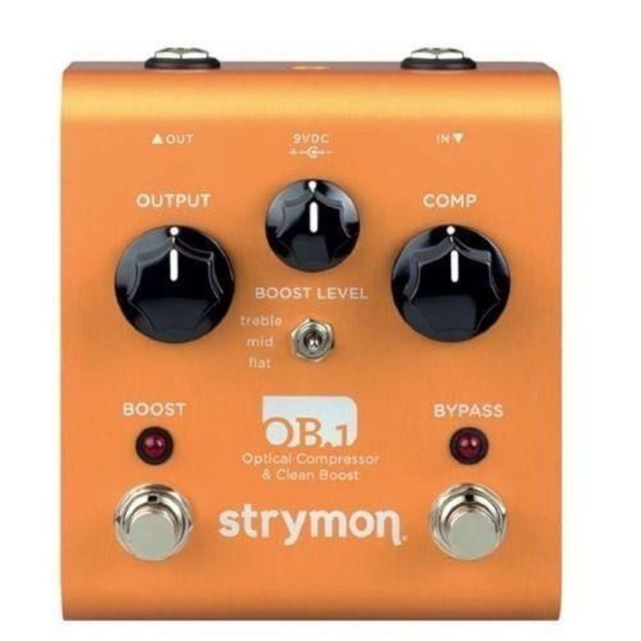 Pedal-De-Efectos-Strymon-Optical-Boost-Compressor-Ob1