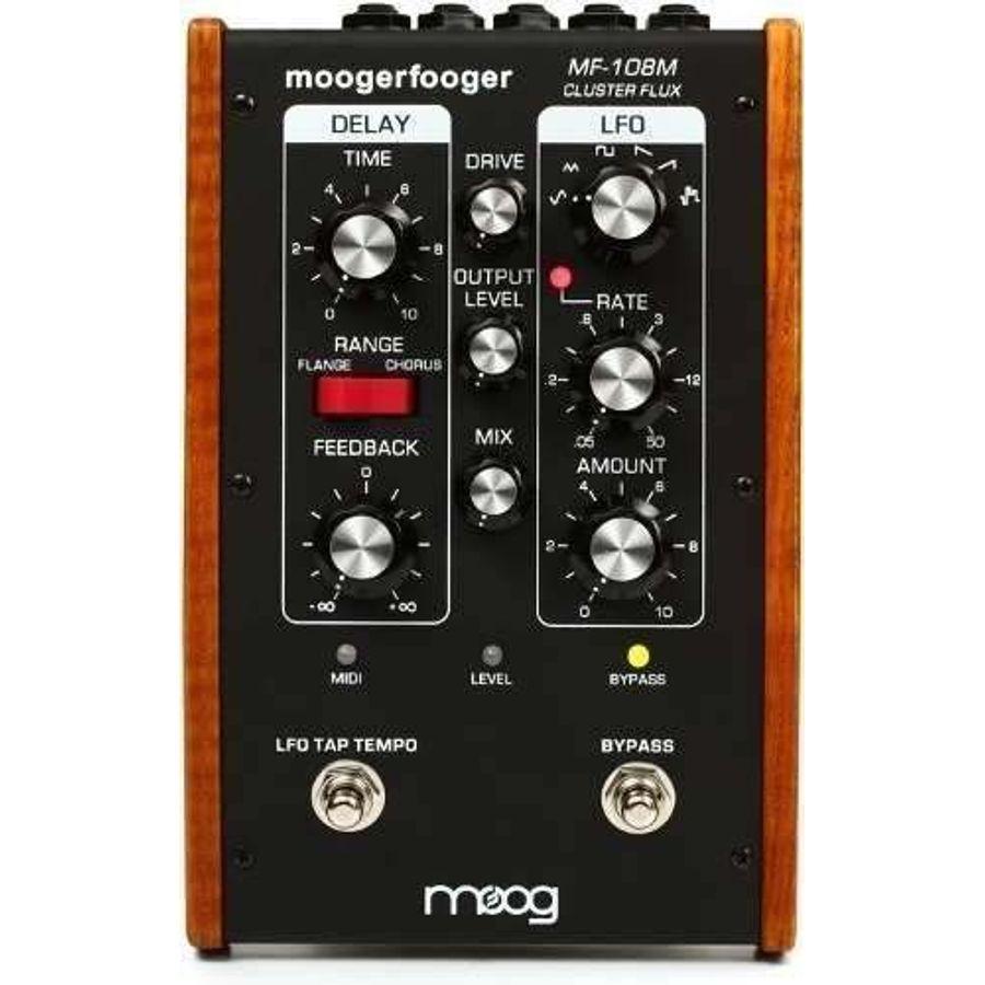 Pedal-De-Efectos-Moog-Cluster-Flux-Mf-108m