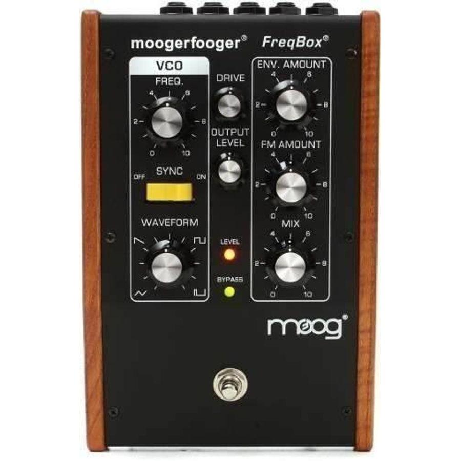Pedal-De-Efectos-Moog-Freq-Box-Mf-107