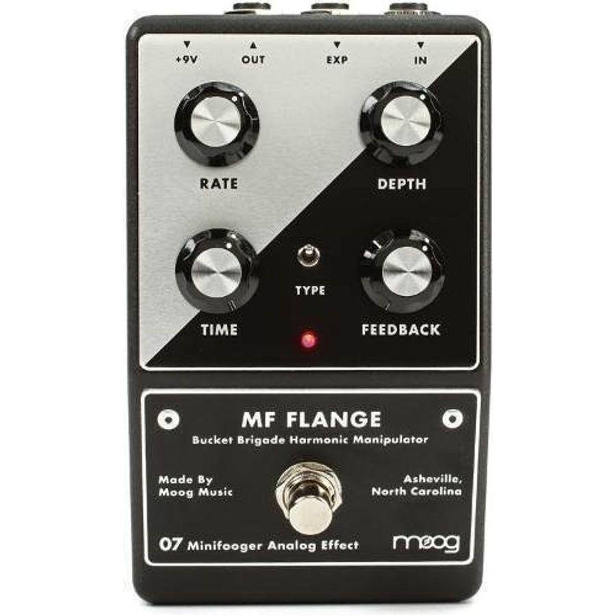 Pedal-De-Efectos-Moog-Minifooger-Flanger-Pedal-Mfs-flanger