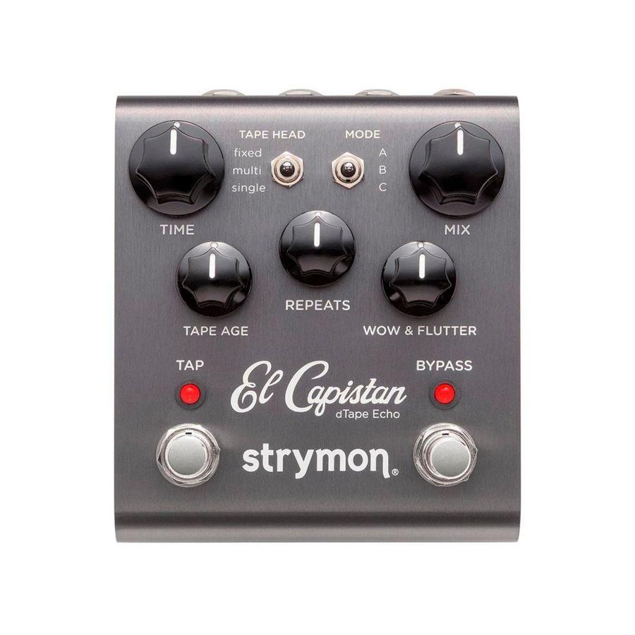 Pedal-De-Efectos-Strymon-Elc---Capistan-Echo-Tape-Echo