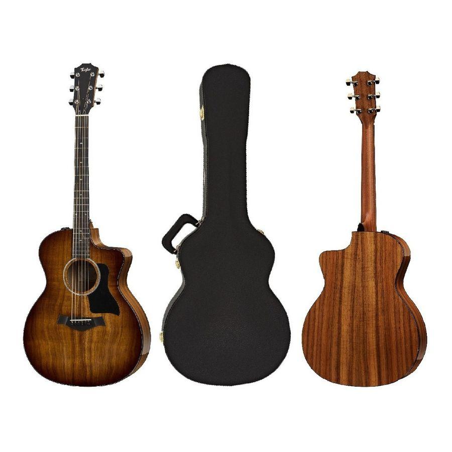 Guitarra-Electroacustica-Taylor-224ce-K-Deluxe-Con-Estuche