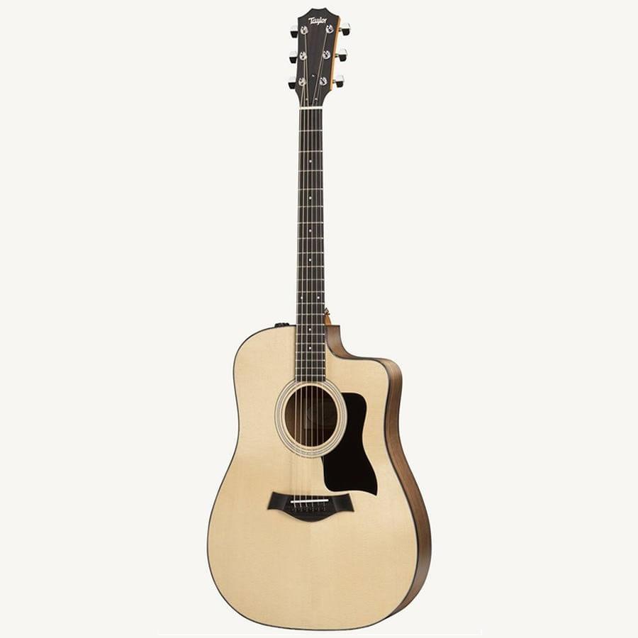 Guitarra-Electroacustica-Taylor-110-Ce-Con-Funda-Tapa-Maciza