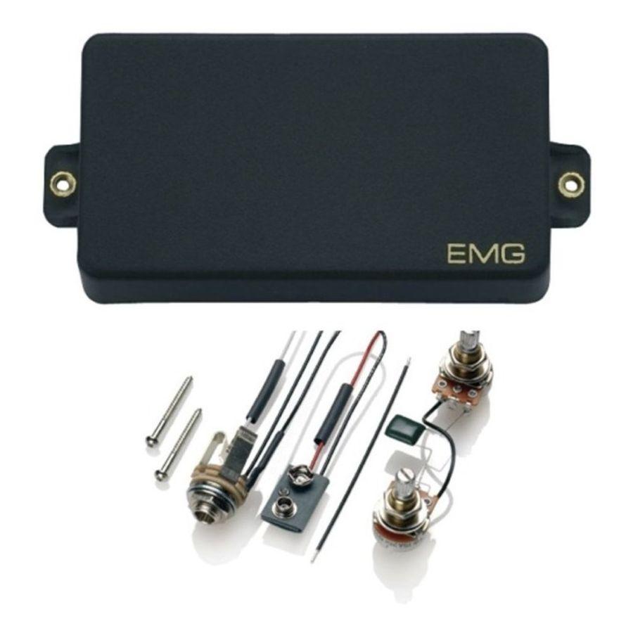 Microfono-Emg-81-Bk-Activos-Nuevos-Made-In-Usa