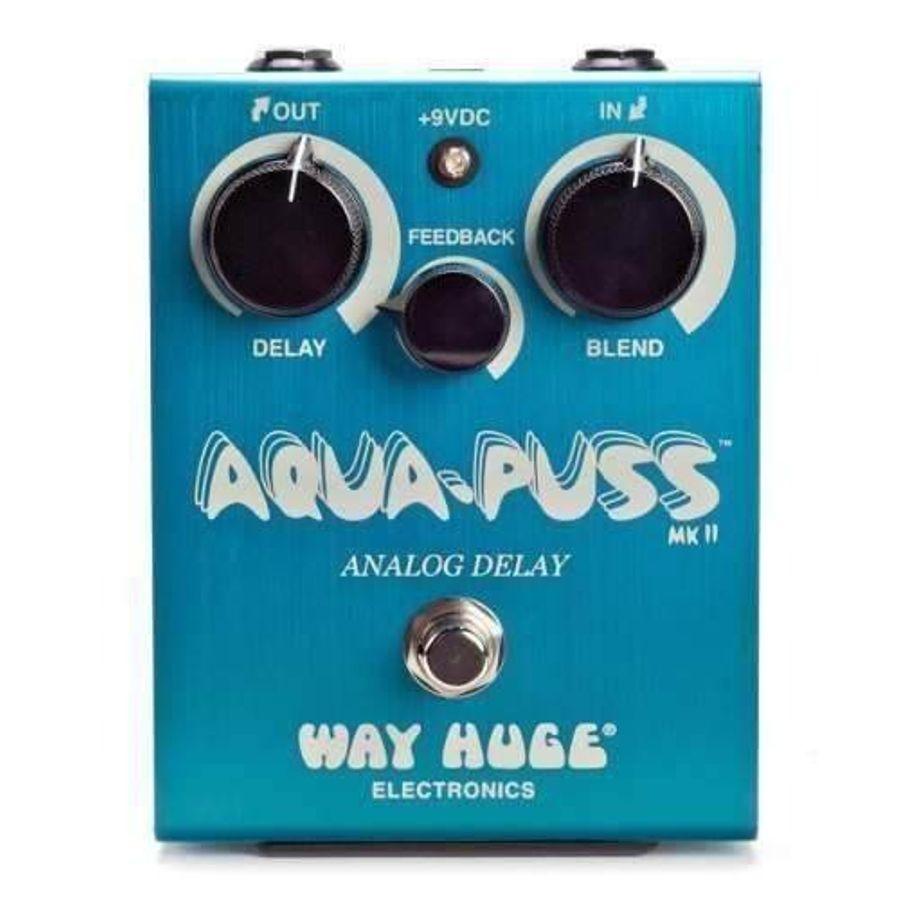 Pedal-De-Guitarra-Way-Huge-Aqua-Puss-Analogo-Delay-Whe701