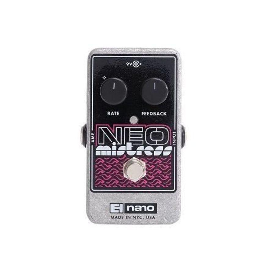 Pedal-De-Efecto-Guitarra-Elect-Flanger-Harmonix-Neo-Mistress
