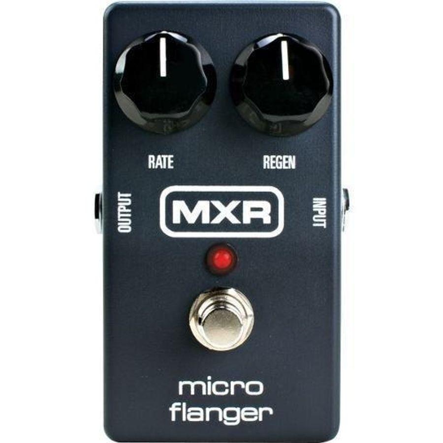 Mxr-Pedal-De-Efecto-Micro-Flanger-Para-Guitarra-M152