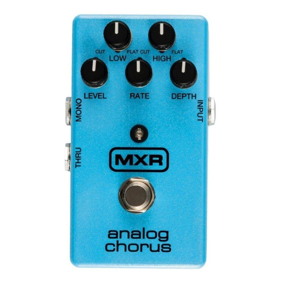 Pedal-Mxr-Guitarra-Anolog-Chorus-M-234-Chorus-Analogico-Eq
