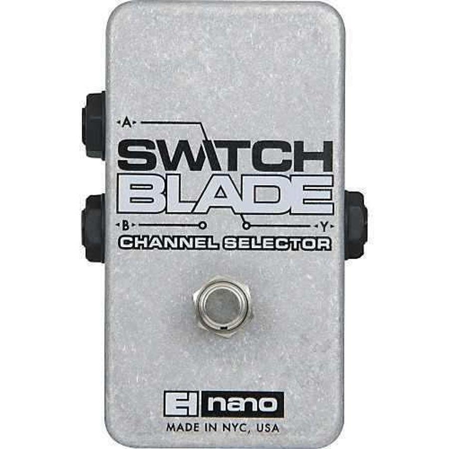 Electro-Harmonix-Switchblade-Caja-A-B-Para-Vox-Ac15-Ac30