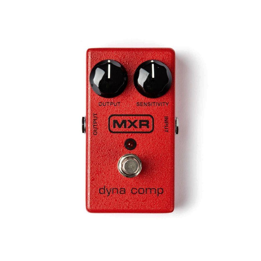 Pedal-Efecto-Para-Guitarra-Bajo-Mxr-102-Dyna-Comp-Compresor
