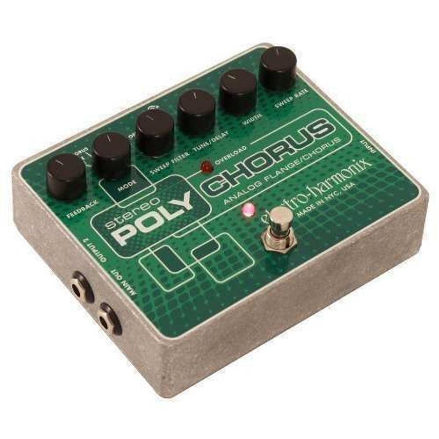 Pedal-Stereo-Chorus-Electro-Harmonix-Stereo-Polychorus-Xo
