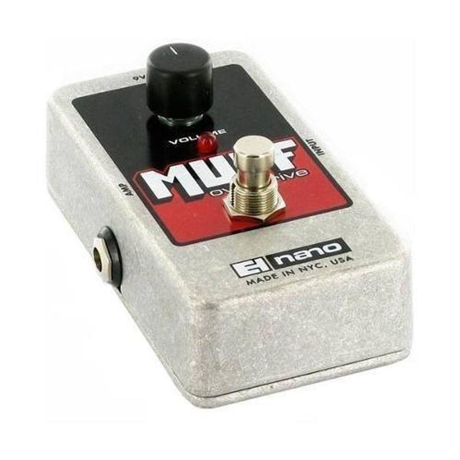 Pedal-De-Efecto-Electro-Harmonix-Distorsion--Nano-Muff