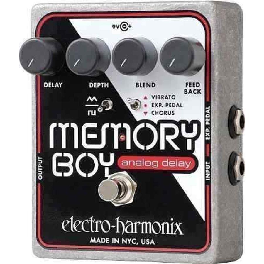 Pedal-De-Efecto-Electro-Harmonix-Delay-Analogo-Memory-Boy