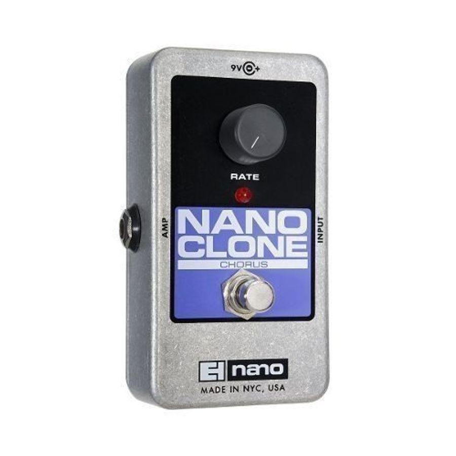 Pedal-De-Efecto-Electro-Harmonix-Chorus-Analogo-Nano-Clone