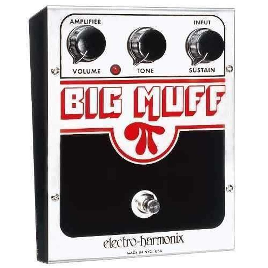 Pedal-De-Guitarra-Electro-Harmonix-Distorsion-Usa-Big-Muff