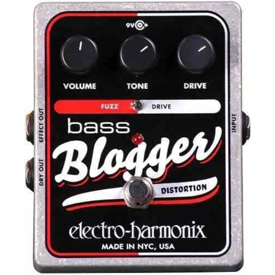 Pedal-Efecto-Distorsion-Electro-Harmonix-Fuzz-Bass-Blogger